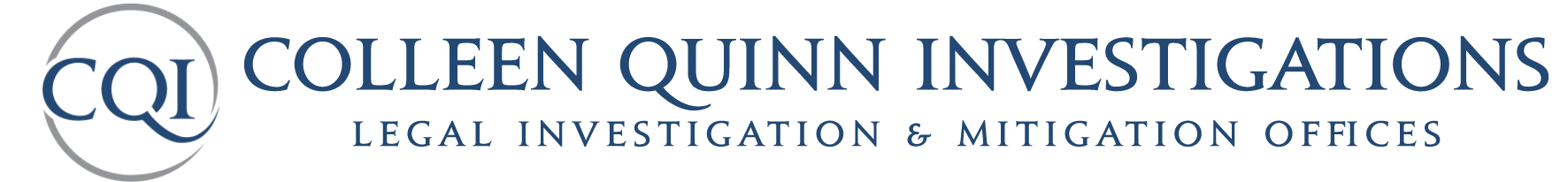 Colleen Quinns Investigations Logo